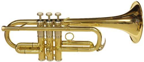 Rosetti Series 7 Eb/D Trumpet - Lacquer