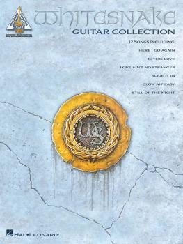 Whitesnake Guitar Collection