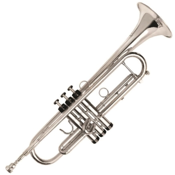 P Mauriat Pmt-72 Bb Trumpet - Silver Plated