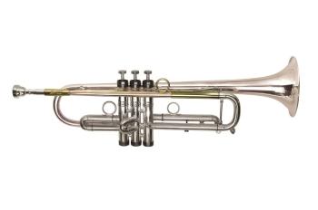 P Mauriat Pmt-75 Bb Trumpet - Titanium Lead Pipe & Bell - Silver