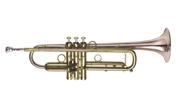 P Mauriat Pmt-75 Bb Trumpet - Titanium Lead Pipe & Bell - Clear Lacquer