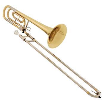 Conn-Selmer Bb & F Tenor Trombone Lacquered