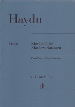 Franz Joseph Haydn: Klavierstucke (Urtext)