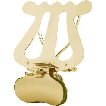 Ruka Trumpet Lyre, Brass