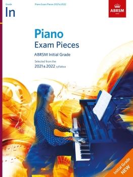 Piano Exam Pieces 2021 & 2022 - Initial