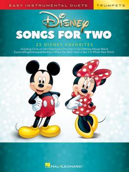Disney Songs for Two Trumpets
