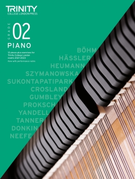 Piano Exam Pieces & Exercises 2021-2023: Grade 2