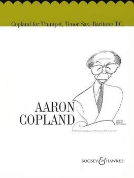 Copland for Trumpet (Tenor-Saxophone/Baritone)