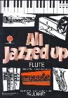 HART ALL JAZZED UP FLUTE BK CD NA BOOK