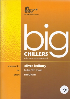 Big Chillers for Tuba - Bass Clef