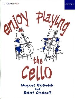 Enjoy Playing The Cello