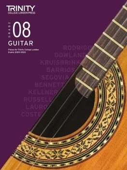 Guitar Exam Pieces 2020-2023: Grade 8