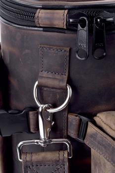 Torpedo Bags Badlands Leather Loredo Trumpet Gig Bag