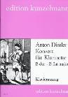 Anton Dimler: Concerto In B Flat