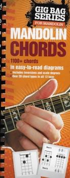 The Gig Bag Book Of Mandolin Chords