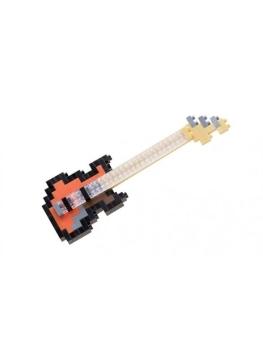 Nanoblock: Electric Bass Guitar