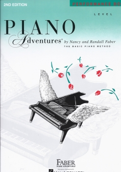 Faber Piano Adventures: Level 3A - Performance Book