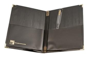Pure Tone: Choir folder / Choral folder - Large