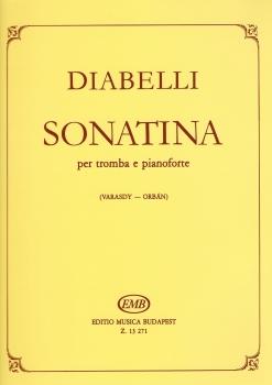 Anton Diabelli: Sonatina Op.151 No.1 - Trumpet/Piano Accompaniment