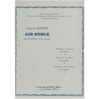 Air Noble Trombone PF - Jacques Robert