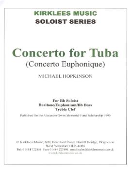 Concerto for Tuba - Michael Hopkinson