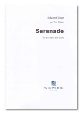 Serenade for Bb Soloist - Edward Elgar arr. Eric Wilson