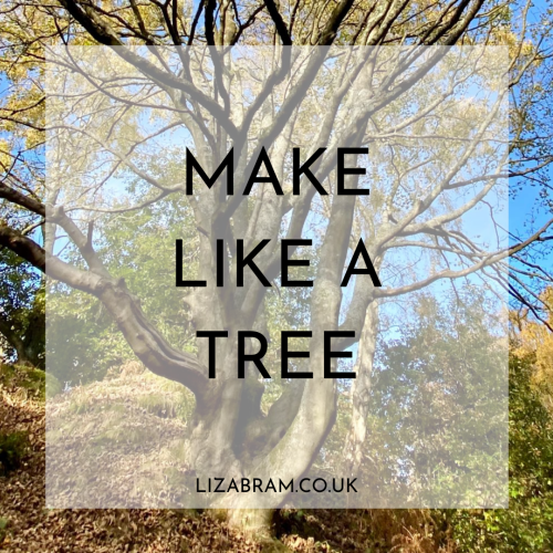 Blog - Make like a Tree