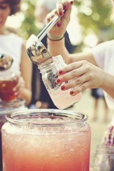 Kilner cocktails