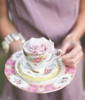 The ultimate vintage tea party