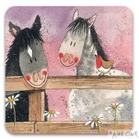 Horse Whispers Coaster