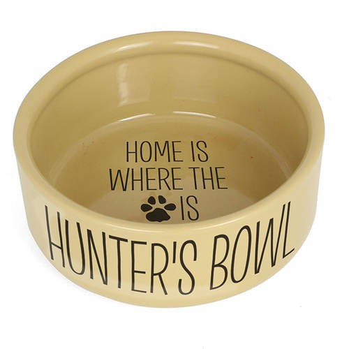 bowel dog personalised