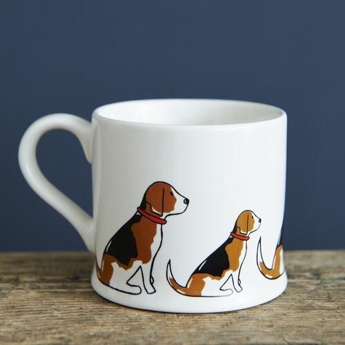 Beagle  Mug.