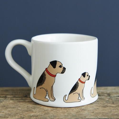 Border Terrier Mug.
