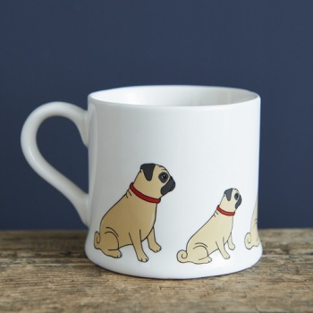 Pug Mug.