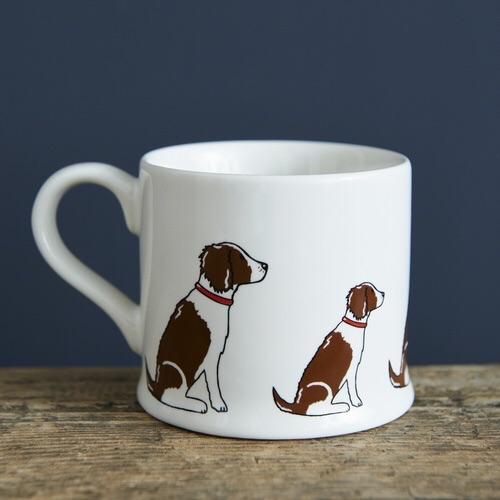 Springer Spaniel Mug.