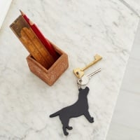 Labrador Key Ring