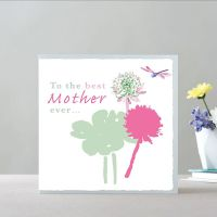 To the Best Mother Ever Card