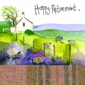Retirement Country Card