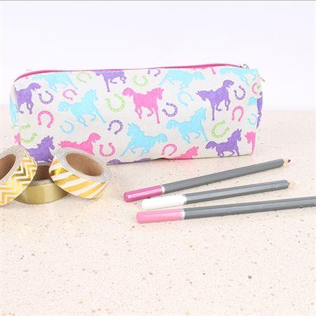 pencil case palyful ponies