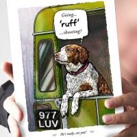 Ruff Shooting Card