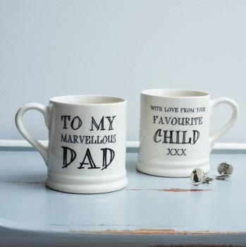 Marvellous Dad Mug