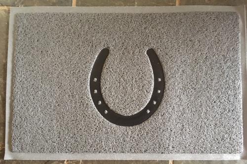 Horseshoe Door Mat