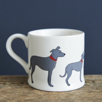 Sighthound Mug