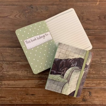 Buddy Labrador Chunky Notebook