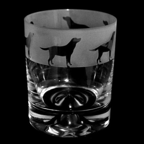 Labrador Whisky Tumbler