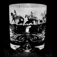 Hunting Whisky Tumbler