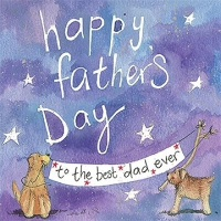 Father's Day Banner Card