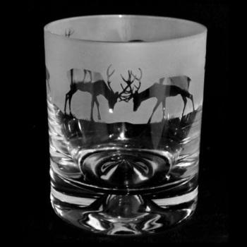 Stag Whisky Tumbler