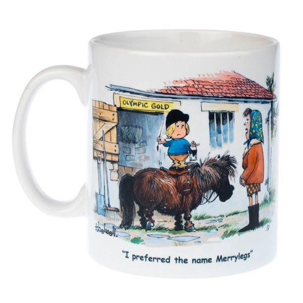 Thelwell Merrylegs Mug