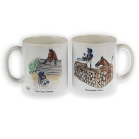 Very Cross Country Mug
